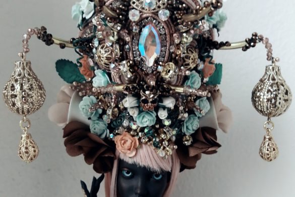 Wigs and Headpiece